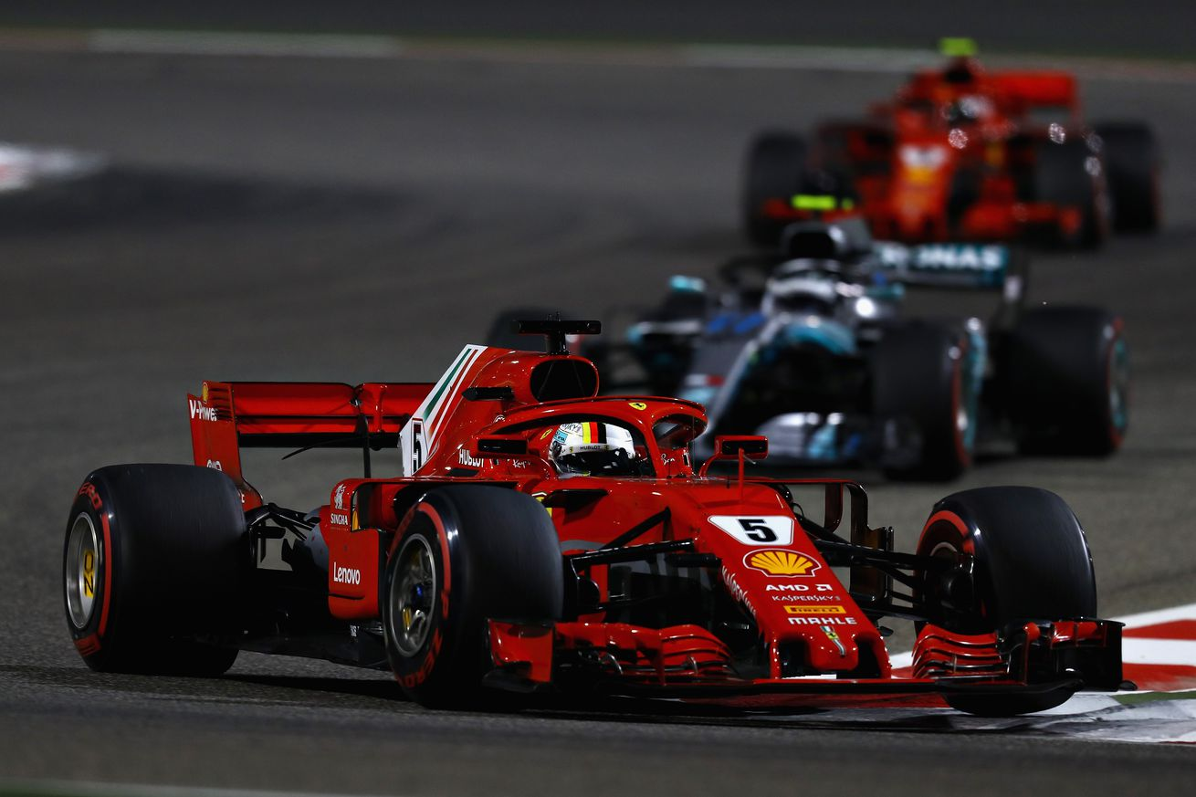 F1 2018 live streaming