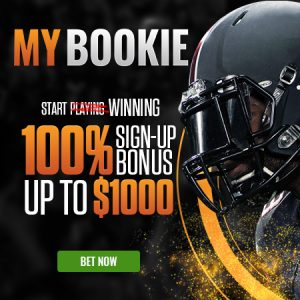 MyBookie NFL lines are the best