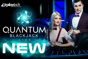 Playtech Debuts Live Slots, Quantum Blackjack to Boost Live Casino Suite