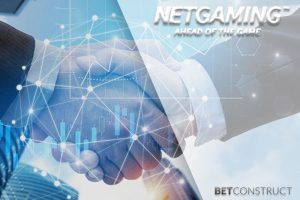 NetGaming, BetConstruct Score Content Distribution Deal