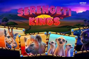 NetEnt Rolls Out Africa-Themed, Feature-Packed Serengeti Kings Slot
