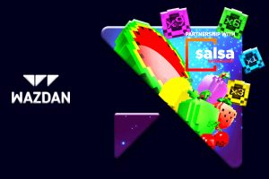 Wazdan to Add Casino Games Range to Salsa Technology's Platform