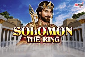 Red Rake Gaming Debuts Solomon: The King Slot