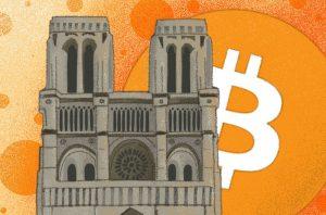 Adoption & community - International Bitcoiners Pitch In on Notre-Dame Restoration Effort
