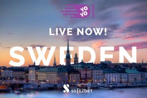 Soft2Bet Launches YoYo Casino in Regulated Sweden