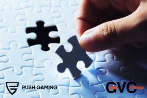Push Gaming Announces GVC Casino Content Supply Deal