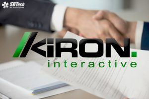 Kiron Boasts Expanded Virtuals Delivery Partnership with SBTech