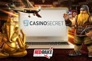 Red Rake Gaming Casino Titles to Go Live with CasinoSecret