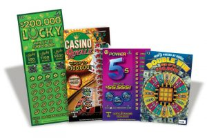 Scientific Games Becomes Connecticut Lottery's Primary Instant Games Provider