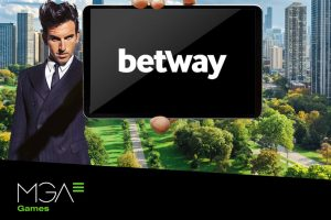 MGA Games Launches Content with Betway Mexico