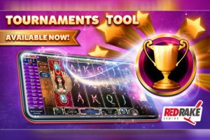 Red Rake's New Tournament Tool Now Available Networkwide