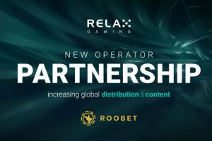 Relax Gaming Signs Content Delivery Deal with Roobet