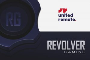 United Remote Unveils Revolver Gaming Partnership