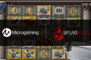 Spearhead Studios Announces Microgaming Content Partnership