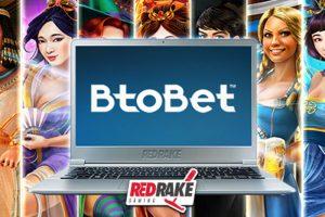 Red Rake Gaming Partners BtoBet to Grow Market Share