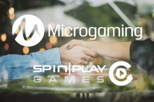 SpinPlay Games Signs Exclusive Supply Deal with Microgaming