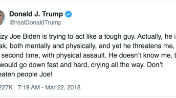 Donald Trump vs Joe Biden: Who Would Win In A Fight?