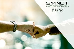 Relax Gaming Signs Content Distribution Deal with SYNOT Games