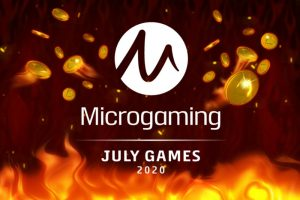 July Arrives with a Host of Hot Online Casino Titles from Microgaming