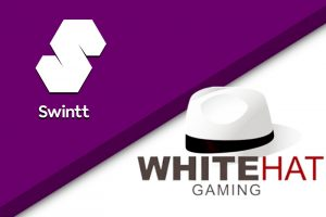 Swintt Unveils Distribution Deal with White Hat Gaming