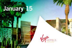 Virgin Hotels Las Vegas to Swing Doors Open in January 2021