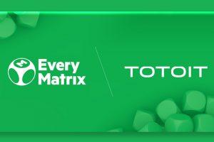 EveryMatrix Grows Front-Ent Division with TOTOIT Acquisition