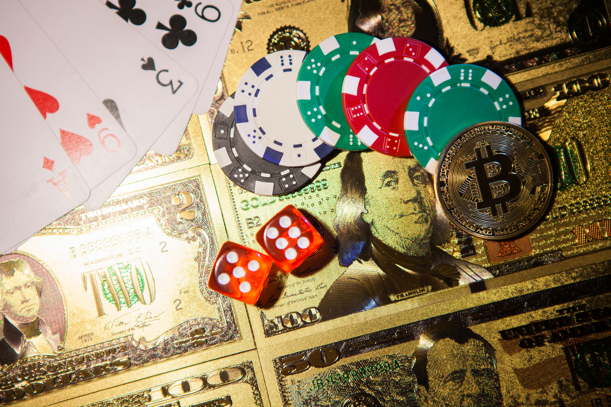 Online Casinos That Take Bitcoin