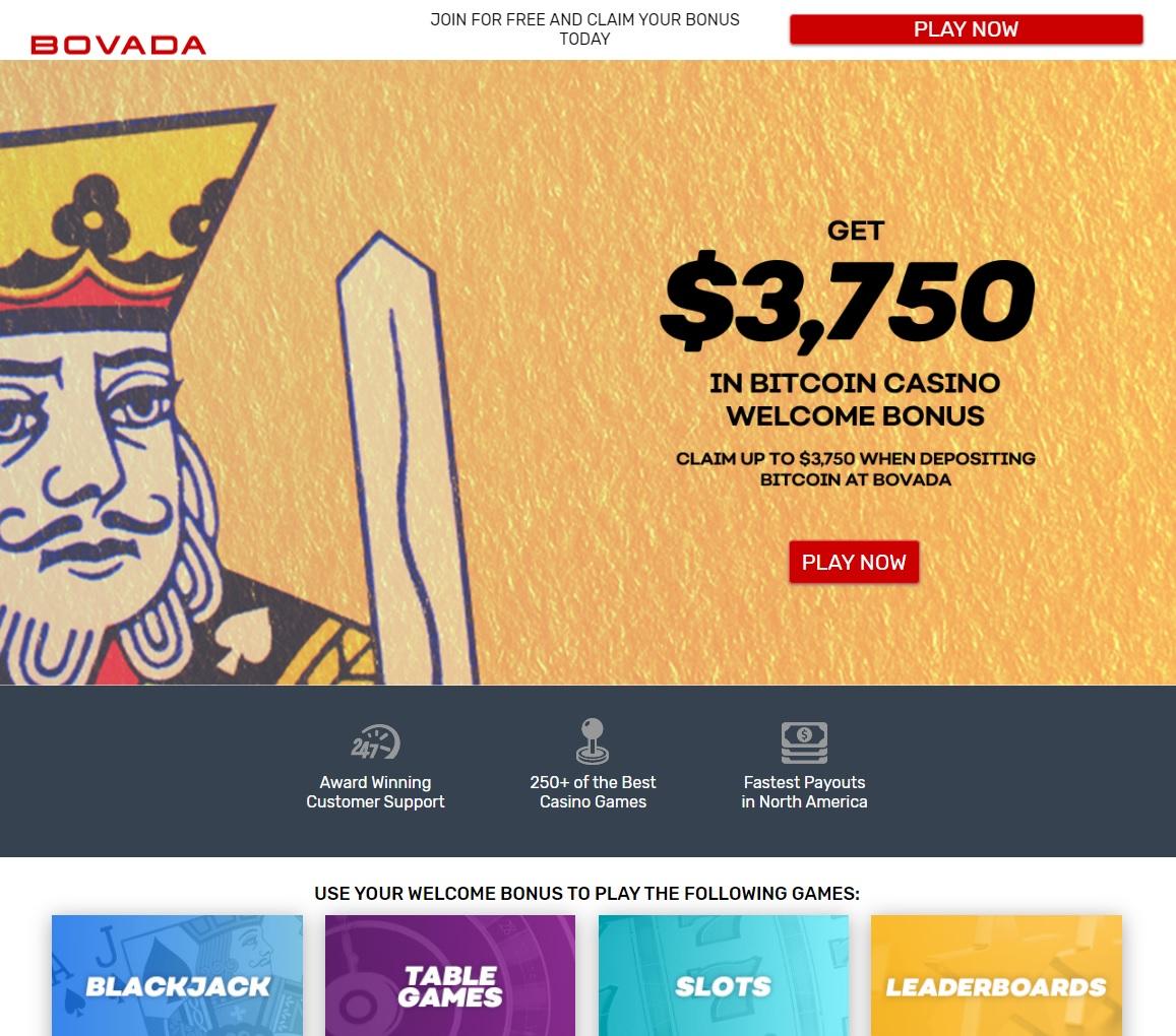 How to get the Bovada Bitcoin Bonus
